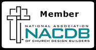 Colarelli Construction is a proud member of the National Association of Church Design Builders