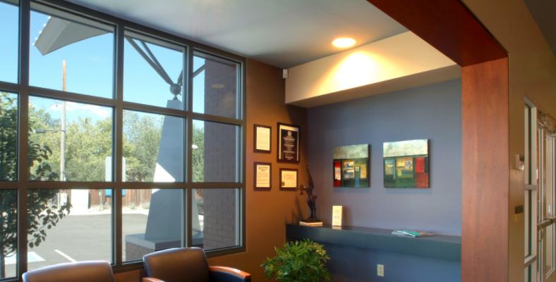 colarelli-construction-built-first-community-bank-littleton-colorado-reception